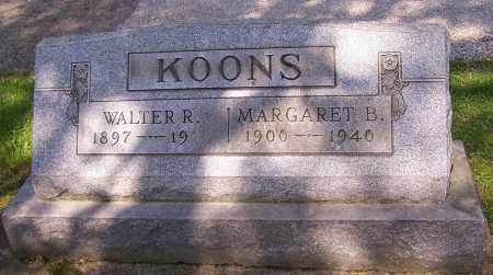 HERRING KOONS, MARGARET B. - Stark County, Ohio | MARGARET B. HERRING KOONS - Ohio Gravestone Photos