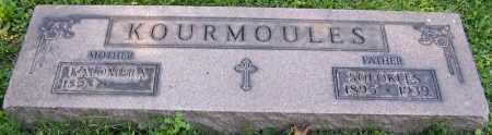 KOURMOULES, KALOMERA - Stark County, Ohio | KALOMERA KOURMOULES - Ohio Gravestone Photos