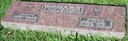 KOVACS, MARY - Stark County, Ohio | MARY KOVACS - Ohio Gravestone Photos