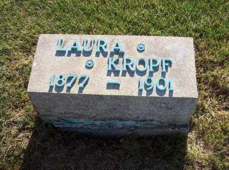 KROPF, LAURA - Stark County, Ohio | LAURA KROPF - Ohio Gravestone Photos