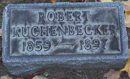 KUCHENBECKER, ROBERT - Stark County, Ohio | ROBERT KUCHENBECKER - Ohio Gravestone Photos