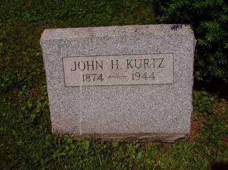 KURTZ, JOHN H. - Stark County, Ohio | JOHN H. KURTZ - Ohio Gravestone Photos