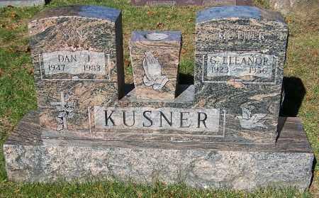 KUSNER, DAN J. - Stark County, Ohio | DAN J. KUSNER - Ohio Gravestone Photos