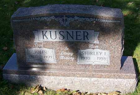 KUSNER, JOHN - Stark County, Ohio | JOHN KUSNER - Ohio Gravestone Photos
