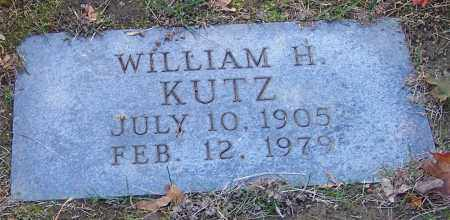 KUTZ, WILLIAM H. - Stark County, Ohio | WILLIAM H. KUTZ - Ohio Gravestone Photos