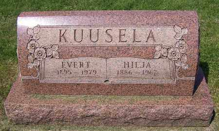 KUUSELA, EVERT - Stark County, Ohio | EVERT KUUSELA - Ohio Gravestone Photos