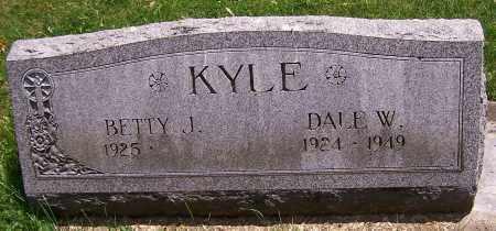 KYLE, BETTY J. - Stark County, Ohio   BETTY J. KYLE - Ohio Gravestone Photos