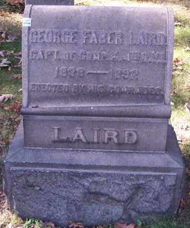 LAIRD, GEORGE FABER - Stark County, Ohio | GEORGE FABER LAIRD - Ohio Gravestone Photos