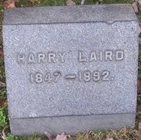 LAIRD, HARRY - Stark County, Ohio | HARRY LAIRD - Ohio Gravestone Photos