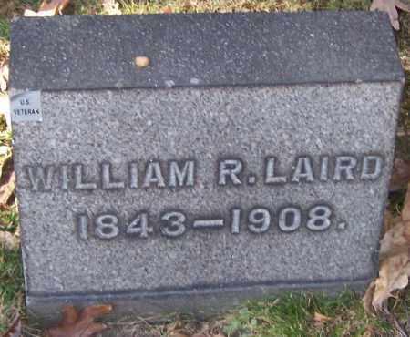 LAIRD, WILLIAM R. - Stark County, Ohio | WILLIAM R. LAIRD - Ohio Gravestone Photos