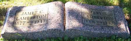 LAMBERTON, MARY E. - Stark County, Ohio | MARY E. LAMBERTON - Ohio Gravestone Photos
