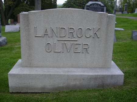 LANDROCK FAMILY, MONUMENT - Stark County, Ohio | MONUMENT LANDROCK FAMILY - Ohio Gravestone Photos