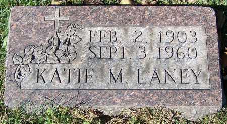 LANEY, KATIE M. - Stark County, Ohio   KATIE M. LANEY - Ohio Gravestone Photos
