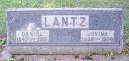 LANTZ, DANIEL - Stark County, Ohio | DANIEL LANTZ - Ohio Gravestone Photos