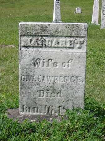 LAWRENCE, MARGARET - Stark County, Ohio | MARGARET LAWRENCE - Ohio Gravestone Photos