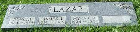 LAZAR, MYRA C.A. - Stark County, Ohio | MYRA C.A. LAZAR - Ohio Gravestone Photos