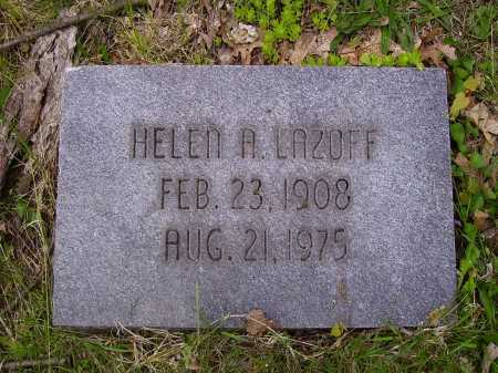 LAZOFF, HELEN A. - Stark County, Ohio | HELEN A. LAZOFF - Ohio Gravestone Photos