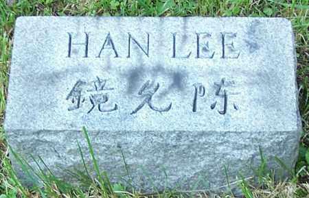 LEE, HAN - Stark County, Ohio | HAN LEE - Ohio Gravestone Photos