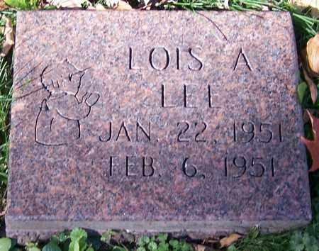 LEE, LOIS A. - Stark County, Ohio   LOIS A. LEE - Ohio Gravestone Photos