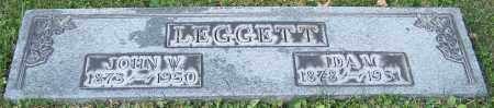 LEGGETT, IDA M. - Stark County, Ohio | IDA M. LEGGETT - Ohio Gravestone Photos