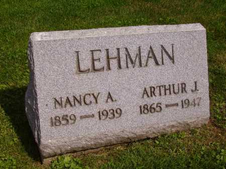 LEHMAN, NANCY A. - Stark County, Ohio | NANCY A. LEHMAN - Ohio Gravestone Photos