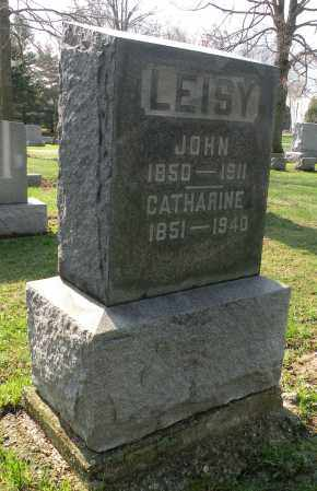 YOST LEISY, CATHERINE - Stark County, Ohio | CATHERINE YOST LEISY - Ohio Gravestone Photos