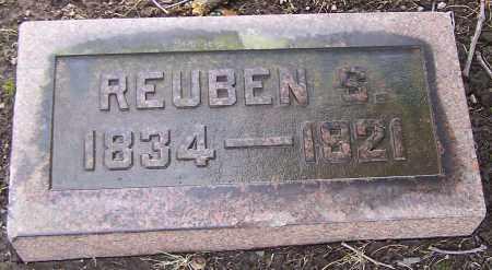 LENHART, REUBEN S. - Stark County, Ohio   REUBEN S. LENHART - Ohio Gravestone Photos