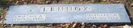 LENNOX, MARGARET H. - Stark County, Ohio | MARGARET H. LENNOX - Ohio Gravestone Photos