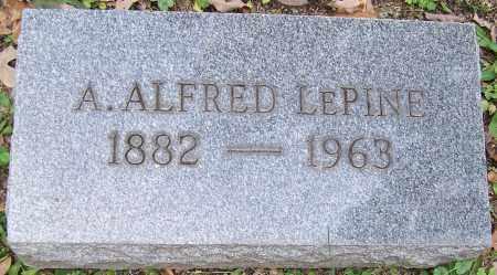 LEPINE, A.ALFRED - Stark County, Ohio | A.ALFRED LEPINE - Ohio Gravestone Photos