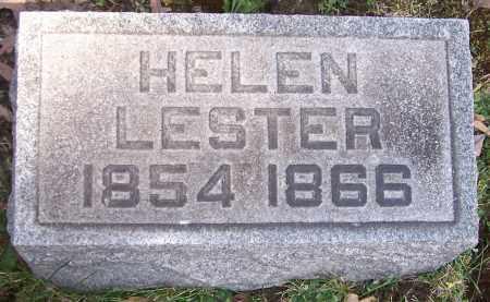 LESTER, HELEN - Stark County, Ohio | HELEN LESTER - Ohio Gravestone Photos