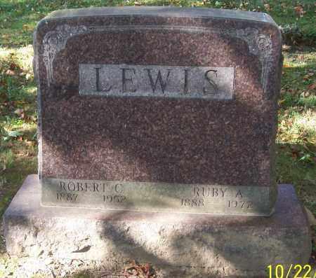 LEWIS, RUBY A. - Stark County, Ohio | RUBY A. LEWIS - Ohio Gravestone Photos