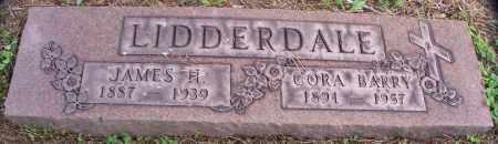 LIDDERDALE, CORA BARRY - Stark County, Ohio | CORA BARRY LIDDERDALE - Ohio Gravestone Photos