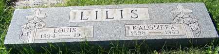 LILIS, KALOMERA - Stark County, Ohio | KALOMERA LILIS - Ohio Gravestone Photos