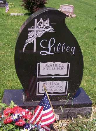 LILLEY, WILLIAM I. - Stark County, Ohio | WILLIAM I. LILLEY - Ohio Gravestone Photos