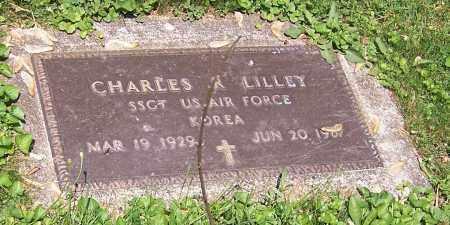 LILLEY, CHARLES R. - Stark County, Ohio   CHARLES R. LILLEY - Ohio Gravestone Photos