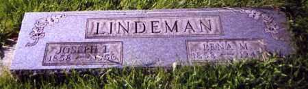 LINDEMAN, LENA M. - Stark County, Ohio   LENA M. LINDEMAN - Ohio Gravestone Photos