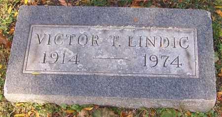 LINDIC, VICTOR T. - Stark County, Ohio | VICTOR T. LINDIC - Ohio Gravestone Photos