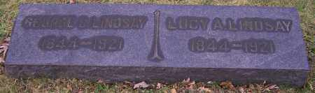 LINDSAY, GEORGE C. - Stark County, Ohio | GEORGE C. LINDSAY - Ohio Gravestone Photos