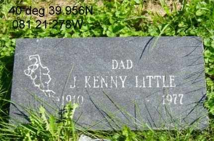 LITTLE, J. KENNY - Stark County, Ohio   J. KENNY LITTLE - Ohio Gravestone Photos