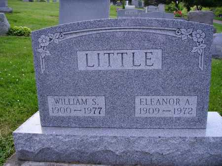 LITTLE, WILLIAM S. - Stark County, Ohio | WILLIAM S. LITTLE - Ohio Gravestone Photos