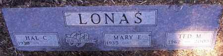 LONAS, HAL C. - Stark County, Ohio | HAL C. LONAS - Ohio Gravestone Photos