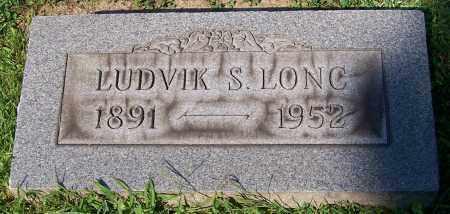 LONG, LUDVIK S. - Stark County, Ohio | LUDVIK S. LONG - Ohio Gravestone Photos