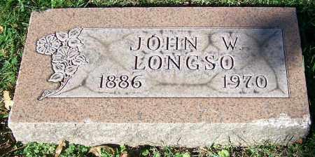 LONGSO, JOHN W. - Stark County, Ohio   JOHN W. LONGSO - Ohio Gravestone Photos