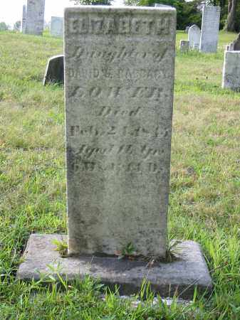 LOWER, ELIZABETH - Stark County, Ohio | ELIZABETH LOWER - Ohio Gravestone Photos