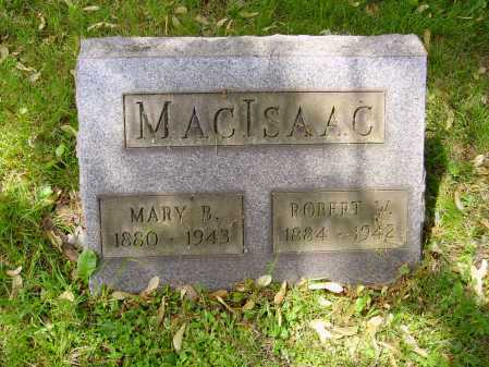 MAXISAAC, ROBERT M. - Stark County, Ohio | ROBERT M. MAXISAAC - Ohio Gravestone Photos