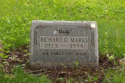"MARKS, RICHARD G. ""DUSTY"" - Stark County, Ohio | RICHARD G. ""DUSTY"" MARKS - Ohio Gravestone Photos"