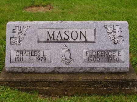 MASON, CHARLES L. - Stark County, Ohio   CHARLES L. MASON - Ohio Gravestone Photos
