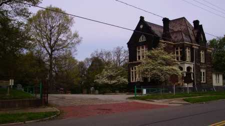 MASSILLON CEMETERY, ENTRANCE & OFFICE - Stark County, Ohio | ENTRANCE & OFFICE MASSILLON CEMETERY - Ohio Gravestone Photos