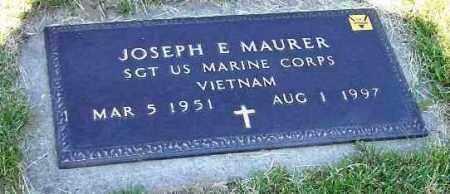 MAURER, JOSEPH E. - Stark County, Ohio | JOSEPH E. MAURER - Ohio Gravestone Photos