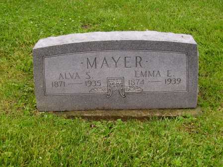 SHEAK MAYER, EMMA E. - Stark County, Ohio | EMMA E. SHEAK MAYER - Ohio Gravestone Photos